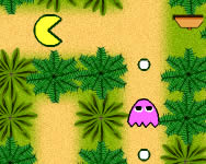 Pac s jungle adventure Pacman játékok